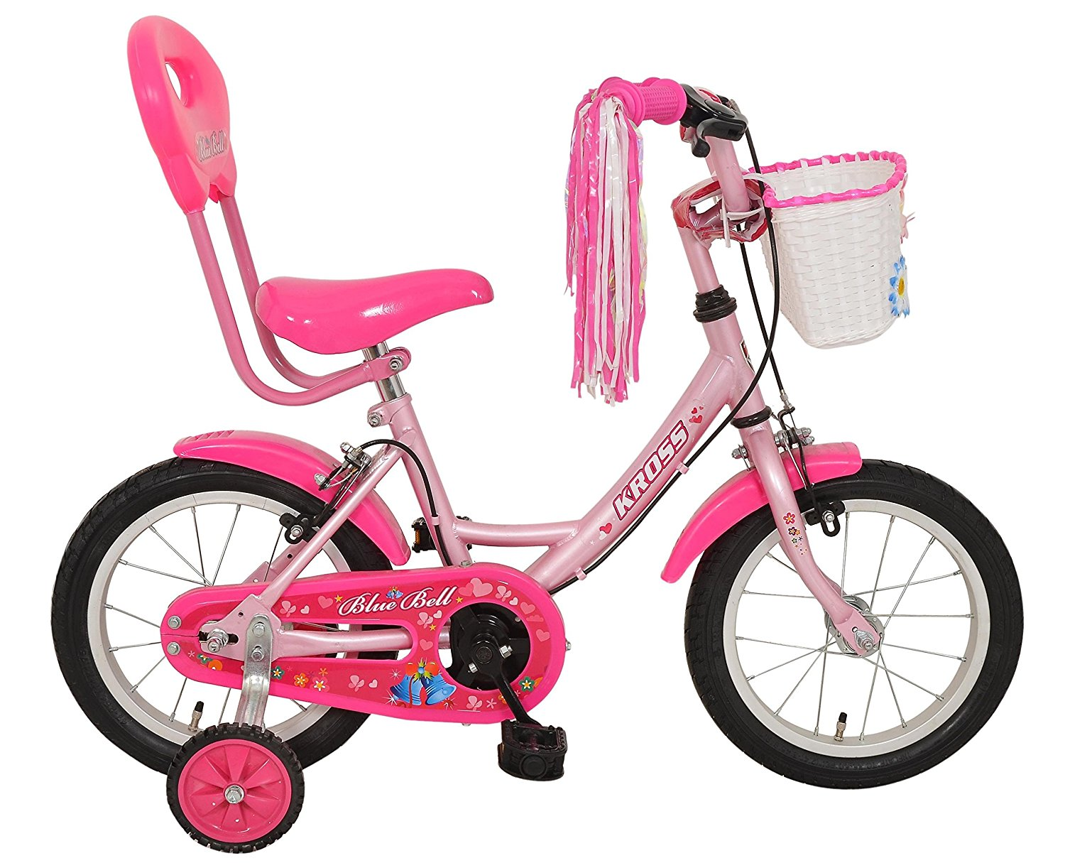 Kross Blue Bell 14t Bicycle Pink Kid Toy Online Shop