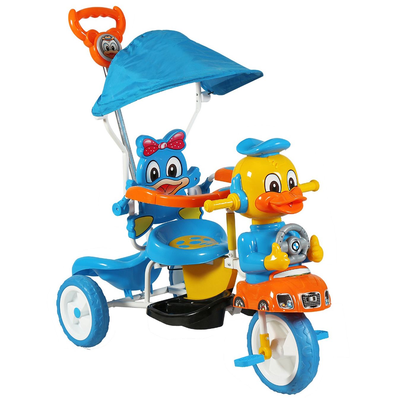 APS Tricycle Duck on a Drive Tricycle -790 – Kid Toy Online Shop
